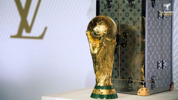 [World Cup 2018] El estuche más lujoso que ha tenido una Copa del Mundo de la FIFA