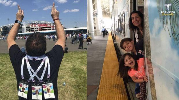 [World Cup 2018 PUBLISHED] Perdió a toda su familia, pero fue a Rusia a apoyar al Tri