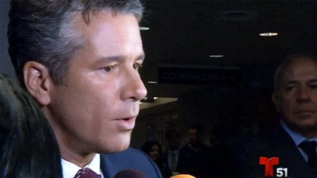 Carrillo explica por qué aceptó la culpabilidad