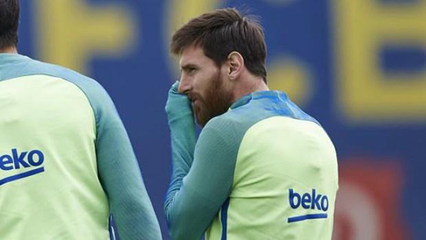 Levantan sanción de Messi con la selección argentina
