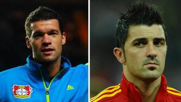 Fotos: Los futbolistas más guapos