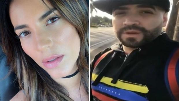 [TLMD - MIA] Nacho y Gaby Espino reaccionan a muerte de Oscar Pérez
