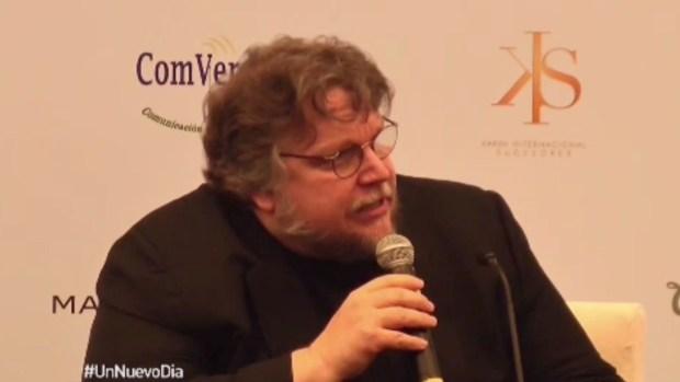 Guillermo del Toro teme a la inseguridad en México