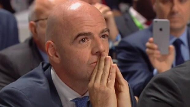 [TLMD - NAC] Finalmente, la FIFA tiene nuevo presidente
