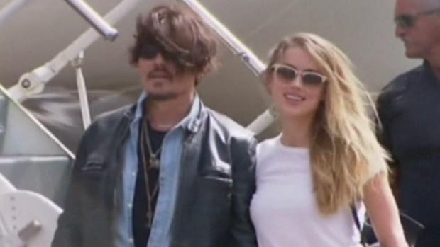 Esposa de Johnny Depp enfrenta cargos