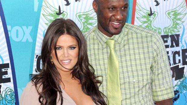 Fotos: Tormentosa relación de Lamar Odom y Khloé Kardashian