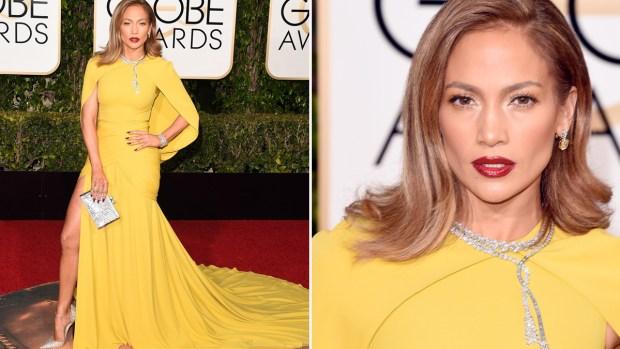 Golden Globes: Los looks más candentes de la alfombra roja