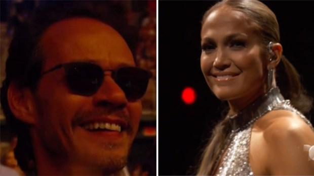 [TLMD - MIA] Marc Anthony se emociona al ver a Jennifer López