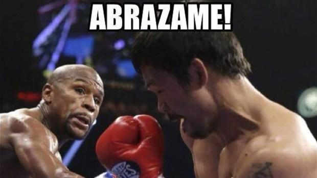 Los mejores memes de Mayweather vs. Pacquiao