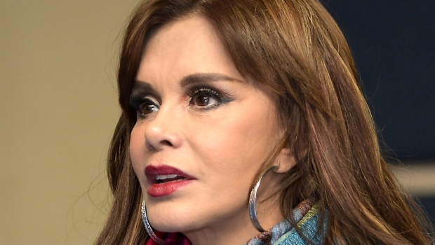 "Lucía Mendez dice que le plagiaron ""Baila"""