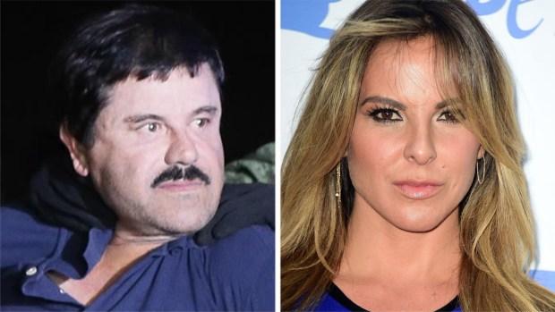 Mensajes de texto entre Kate y el Chapo, ¿coqueteo?