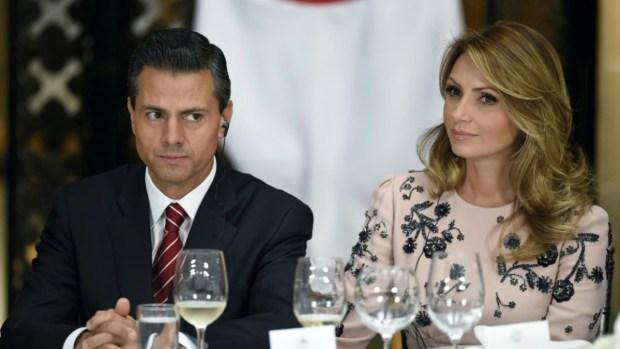 """Peña Nieto y """"La Gaviota"""": termina en un matrimonio rodeado por el escándalo"""