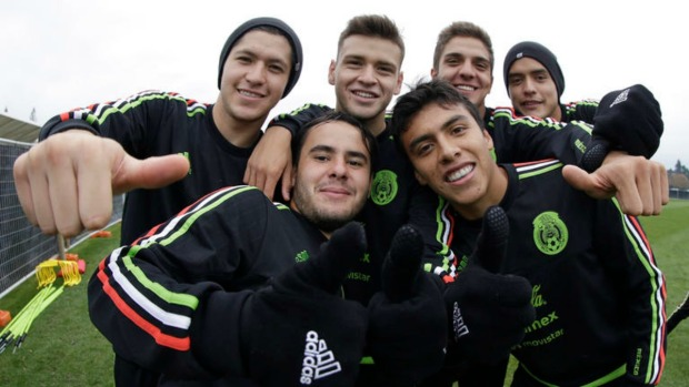 México, listo para debutar en Nueva Zelanda