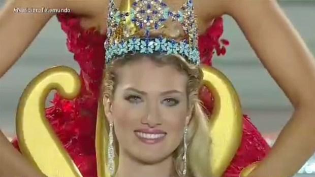 [TLMD - NATL] Miss Mundo es española