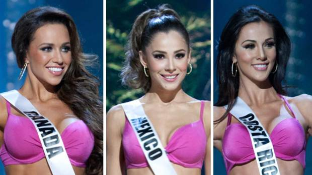 Fotos: Las delanteras sospechosas de Miss Universo
