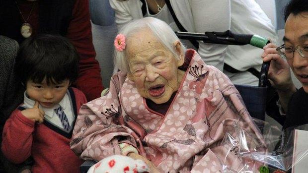 Fallece la persona más anciana del mundo