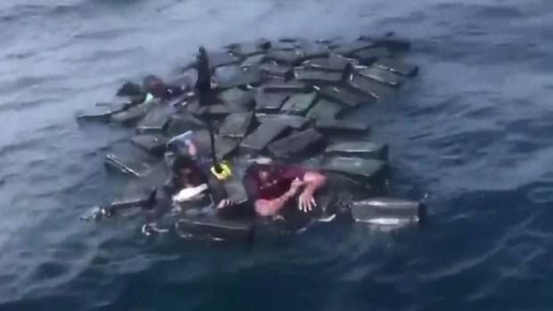 Lo que salvó a narcos colombianos de morir ahogados
