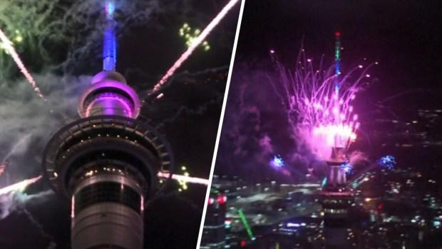 [TLMD - LV] En video: celebraciones de Año Nuevo al otro lado del mundo