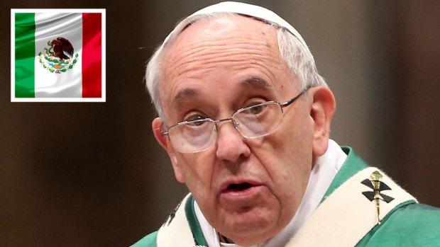México se prepara para la visita del Papa