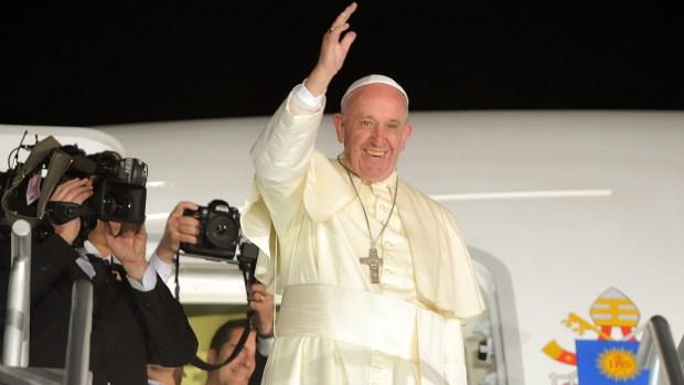 El Papa en México
