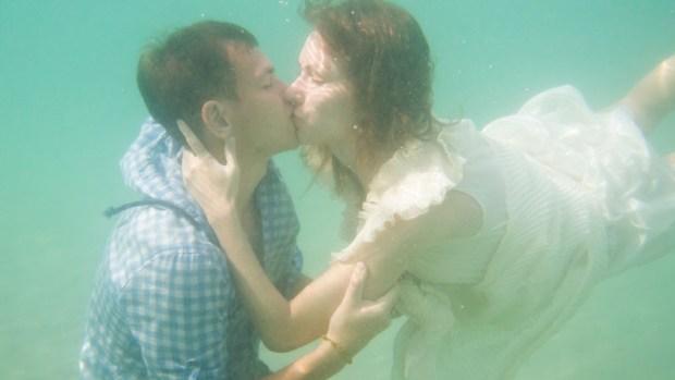 Peligros del sexo bajo el agua