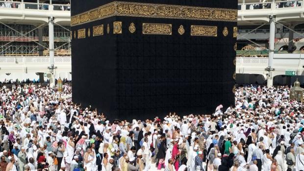 Musulmanes inician el asombroso rito en La Meca