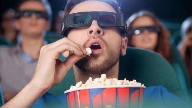 Fotos: ¿por qué pagas tan caras las palomitas en el cine?