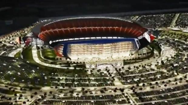 Video: Raiders y Chargers pudieran compartir estadio en L.A.