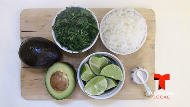 [TLMD - NATL] Cómo hacer guacamole rápido, fácil y delicioso este Día Nacional del Aguacate