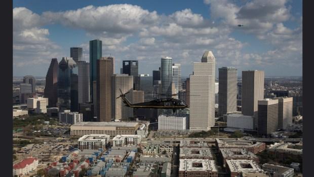 Super Bowl tiene a Houston bajo seguridad extrema