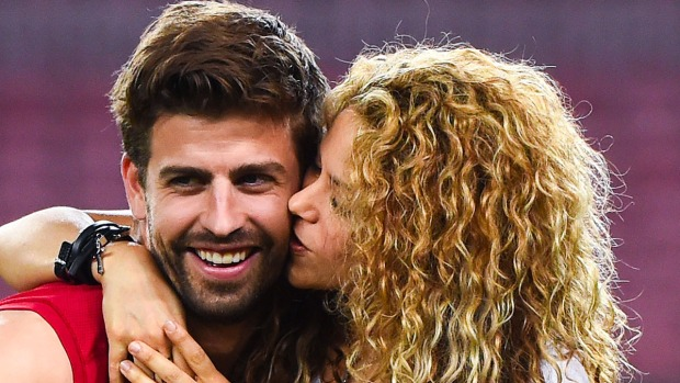 Piqué publica video de Shakira en medio de rumores de separación