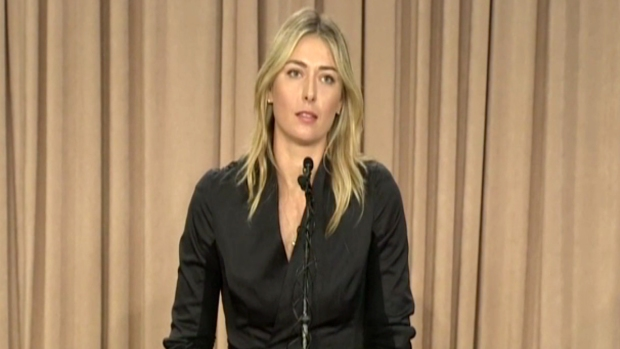 [TLMD - MIA] Maria Sharapova pierde sus auspicios