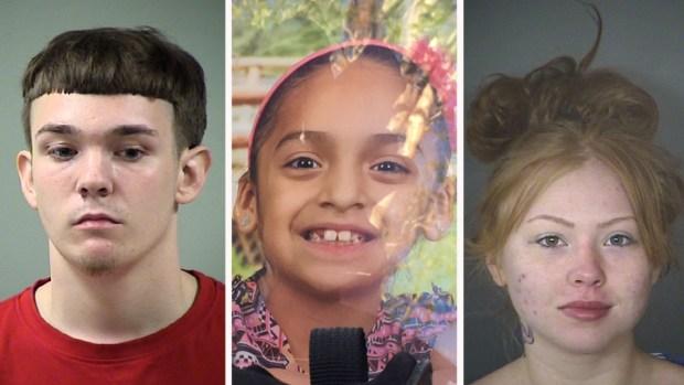 Acción de Gracias trágico: bala en el pecho mata a niña que veía TV
