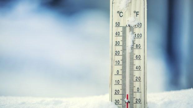 Ola de frío polar amenaza tras tormenta invernal
