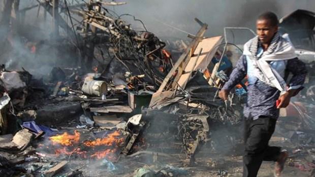 El terror siembra sangre en la capital de Somalia