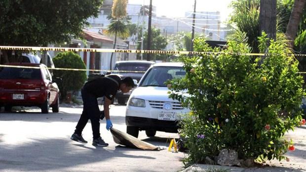 Tiroteo deja cinco muertos en Cancún