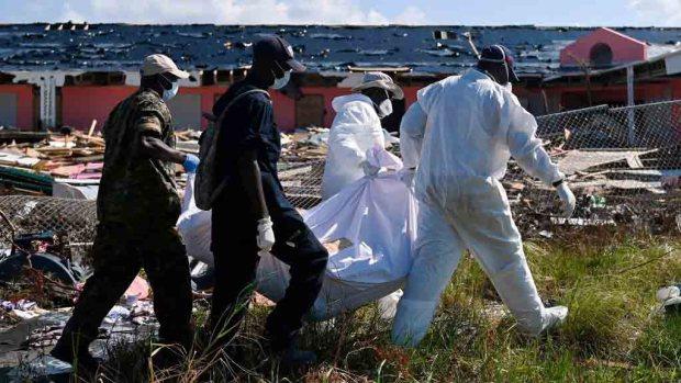 [TLMD - LV] Bahamas: caos, desolación y miles de desaparecidos