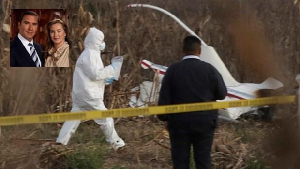Accidente de helicóptero la víspera de Navidad deja muertos en México