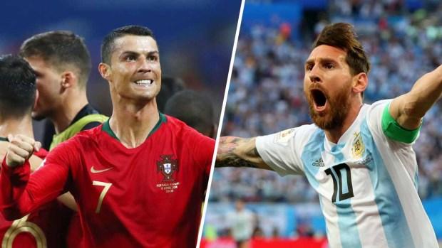¿Quién tiene mejores números? La eterna discusión: Messi vs Ronaldo