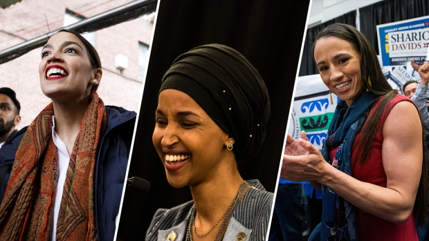 Histórico triunfo: récord de mujeres entran al Congreso de Estados Unidos
