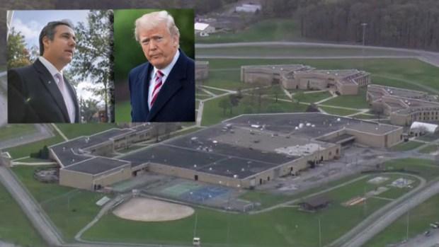 """[TLMD - LV] """"La prisión más cómoda del país"""": para exabogado de Trump"""
