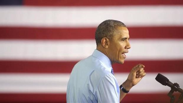 Video: Obama preocupado por Venezuela
