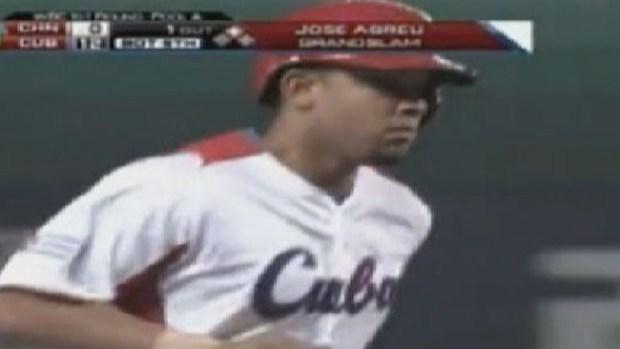 Video: Escapa de Cuba famoso pelotero