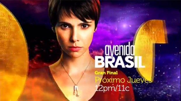 "Video: Este jueves: Gran final de ""Avenida Brasil"""