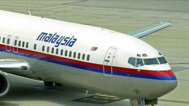 Video: Nuevo incidente con un avión malasio