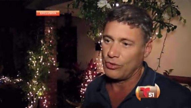 Video: Steven Bauer explica su arresto