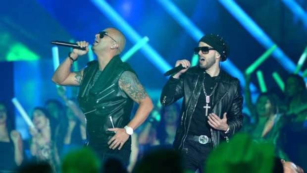 Video: Reguetonero Yandel, hospitalizado