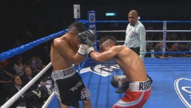 Video: Comienza temporada de boxeo