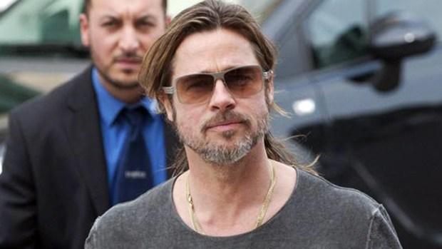 Video: Brad Pitt se embriaga de Chanel