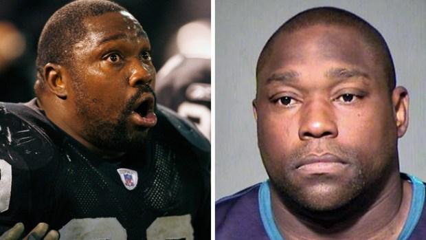 Video: Ex jugador de la NFL detenido por caso de prostitución